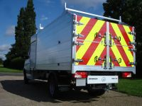 5T Mercedes Sprinter All Alloy