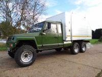 FOERS IBEX 6x6 All alloy body