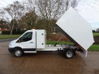 Ford Transit-Arboricultural 'NAPS panel' body,all alloy subframe