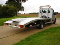 Vauxhall Movano L4 RWD 5-5T Chassis