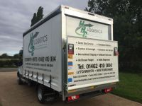 Ford Transit L4 Curtain Side body