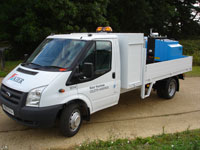 3.5 Tonne Dropside with Toolbox