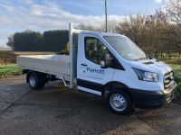 Ford Transit L3 Drop Side Body Conversion.