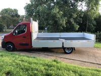 Renault Master 3-5T 4332mm W/B. Double Drop Side.