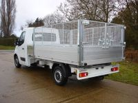 Removable galvanised steel cages