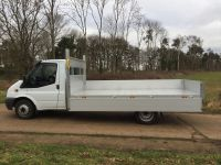 Ford Transit All Alloy Lightweight Drop Side Body