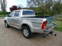 Bespoke Conversions to Existing Pick Up Body - Hilux