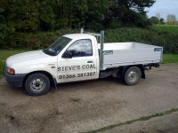 Ford Ranger 4 x 2 Single Cab Pick Up Conversion
