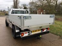 Toyota Hilux Single Cab All Alloy Drop Side Body