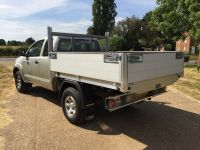 Toyota Hilux Extra cab Drop Side body conversion