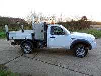 Ford Ranger Tool Box Conversion