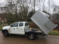 Isuzu D Max Extra cab full tipping arb body