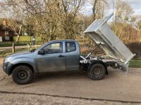Isuzu D Max Extra Cab 4x4 All Alloy Tipping Body