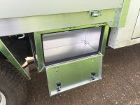 Land Rover 130 under body alloy toolbox