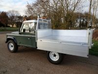 Land Rover Tipper Conversion