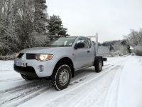 Mitsubishi L200 Tipper Conversion