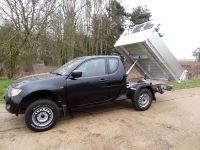 Mitsubishi L200 Extra Cab 4x4 Pick Up Conversion