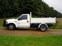 Tipping Conversion to American Pick Up Truck