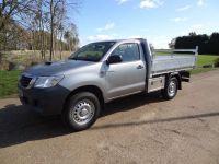 Toyota Hi-lux 4x4 Tipping body
