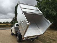 Toyota Hi-lux 4x4 All Alloy Luton Style body