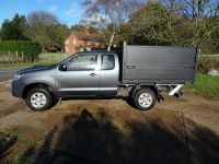 Toyota Hilux Pick Up Tipper Conversion