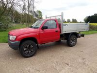 Toyota Hilux 4 x 4 Pick Up Tipper Conversion