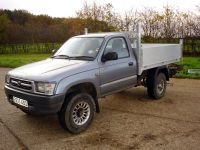 Toyota Hilux 4x4 Tipper Conversion