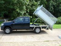 Toyota Hilux Pick Up Conversion