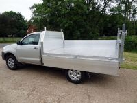 Toyota Hilux Single Cab 4x4 Pick Up Conversion